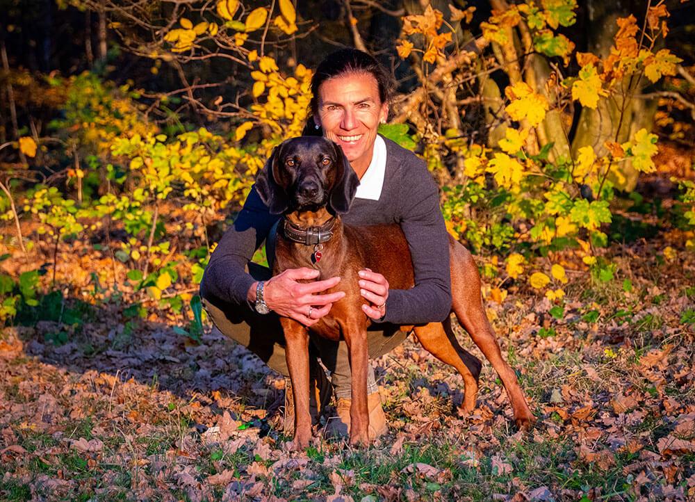 Linda Spahlinger Jagdhunde Training